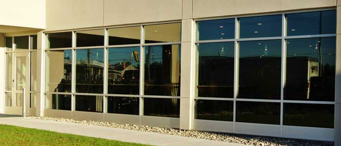 commercial windows in west Michigan